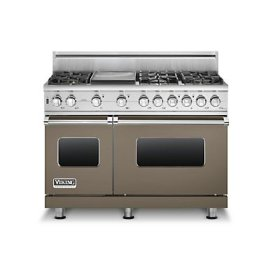 "48"" Sealed Burner Self-Cleaning Gas Range, Natural Gas"