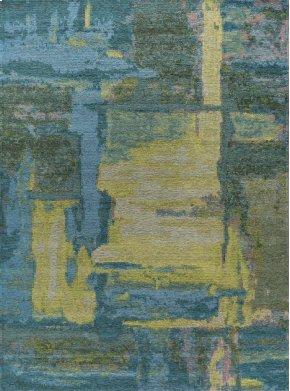 Dynasty - DNS1106 Blue Rug