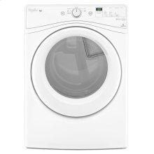 7.3 cu. ft. Duet® Long Vent Front Load Gas Dryer with Wrinkle Shield™ Plus Option