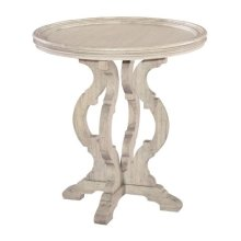 Homestead Round End Table