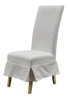Short Parsons Chair Slip Cover