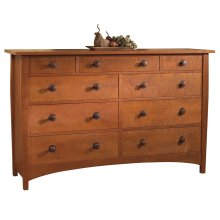Cherry With Curly Maple Drawer Fronts Harvey Ellis Master Dresser