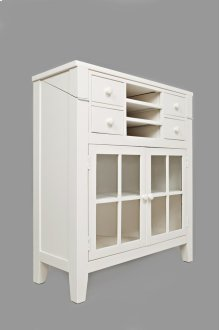 Avery Accent Desk- Linen