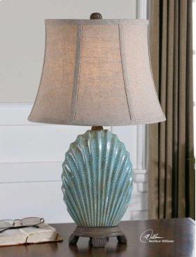 Seashell Accent Lamp