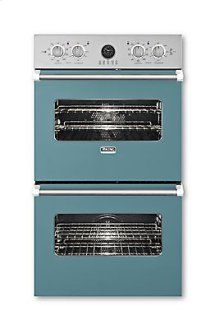 """27"""" Double Custom Electric Premiere Oven, No Brass Accent"""