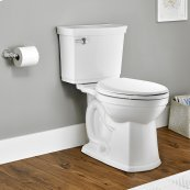 Ultima VorMax High Efficient Right Height Elongated Complete Toilet  American Standard - White