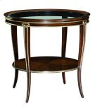 Ionia Round End Table Product Image