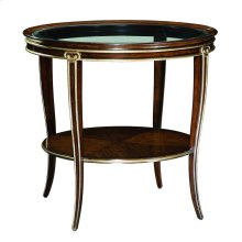 Ionia Round End Table