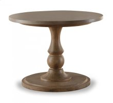Keystone Round Pedestal Dining/Counter Table