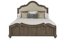 Allie Upholstered Panel Bed