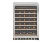 """Summerset 24"""" 5.3c Deluxe Outdoor Rated Wine Cooler"""