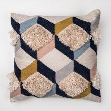 Brant Pillow - Navy Pink