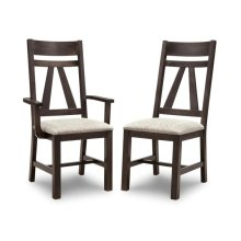 Algoma Side Chair With Fabric Seat