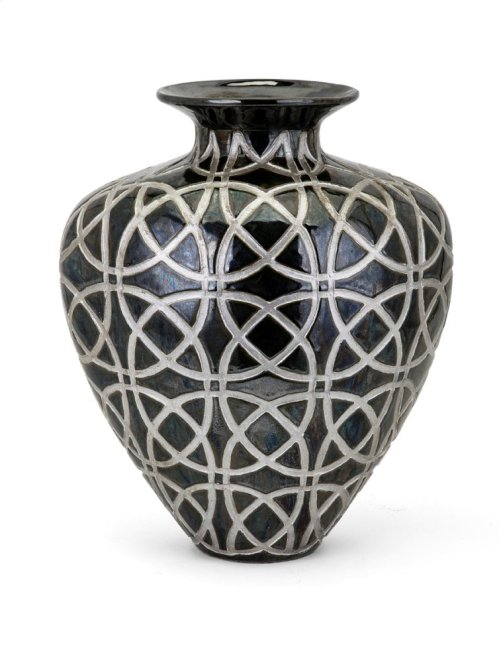 TY New Frontier Cheval Small Earthenware Vase