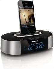 Alarm Clock radio for iPod/iPhone Product Image