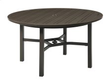 Round Umbrella Dining Table