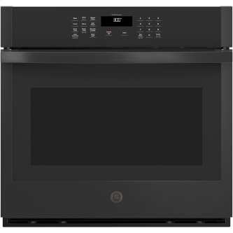 "GE 30"" Built-In Single Wall Oven Black - JTS3000DNBB"