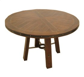 Castlegate - Dining Table Round