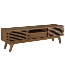 "Render 59"" TV Stand in Walnut Product Image"