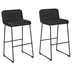 Ashley FurnitureSIGNATURE DESIGN BY ASHLEYNerison Bar Height Bar Stool