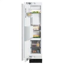 "18"" Freezer w/ Ice Water Dispenser (Integrated, left-hinge)"