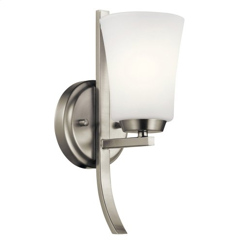 Tao Collection Tao 1 Light Wall Sconce NI