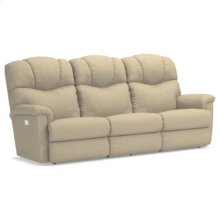 Lancer La-Z-Time® Power-Recline with Power Headrest Full Reclining Sofa