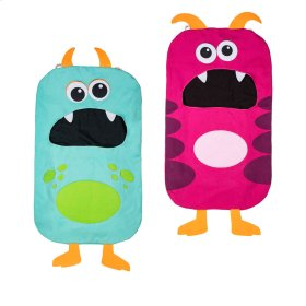 4 pc. ppk. Monster Laundry Bag.