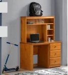 Tucson Desk With Hutch Product Image