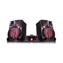 4800w Hi-fi Entertainment System With Bluetooth ® Connectivity