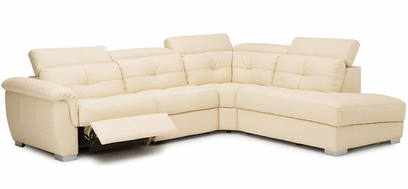 Tikki Reclining Sectional