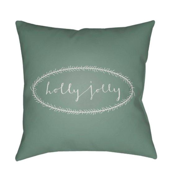 """Holly Jolly HDY-035 18"""" x 18"""""""