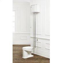 HIGH TANK Toilet-Round Front High Tank Toilet