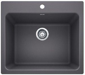 Blanco Liven Laundry Sink - Cinder