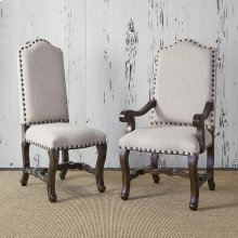 Florence Arm Chair - Small (Tweed)