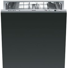 """24"""" Fully integrated, Panel-ready Dishwasher"""