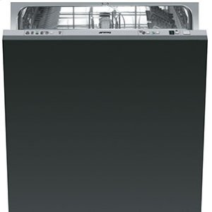 "Smeg24"" Fully integrated, Panel-ready Dishwasher"