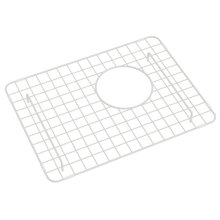 Biscuit Wire Sink Grid For RC4019 & RC4018 Kitchen Sinks Small Bowl