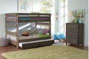 Trundle W/ Bunkie Mattress Product Image