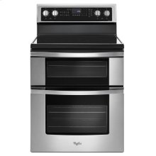 Whirlpool® 6.7 Cu. Ft. Electric Double Oven Range with True Convection