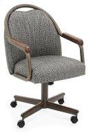 Chair Base: Narrow (walnut & bronze) Product Image