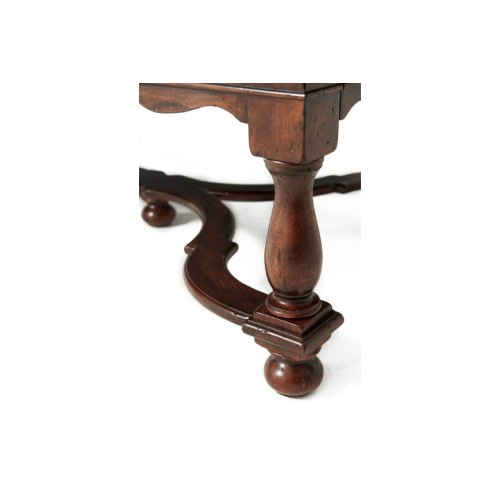 The Antiqued Cocktail Table