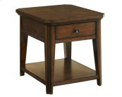 Estes Park Drawer End Table