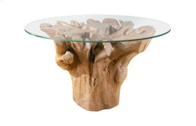 Root Dining Table Base 60\