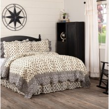 Elysee California King Quilt 130Wx115L