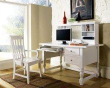 Bella Arm Chair, White