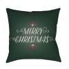 "Merry Christmas I HDY-069 18"" x 18"""