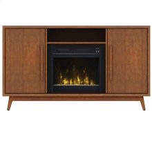 Leawood TV Stand with Electric Fireplace