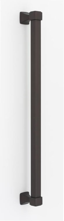 Cube Appliance Pull D985-18 - Chocolate Bronze