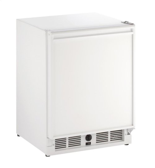 """Ada Series 21"""" Ada Combo® Model With White Solid Finish and Field Reversible Door Swing"""